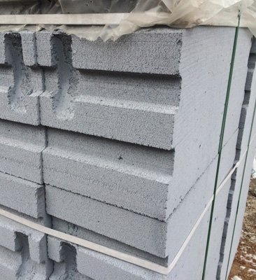 Заказать блоки из ячеистого бетона плита керамзитобетоном